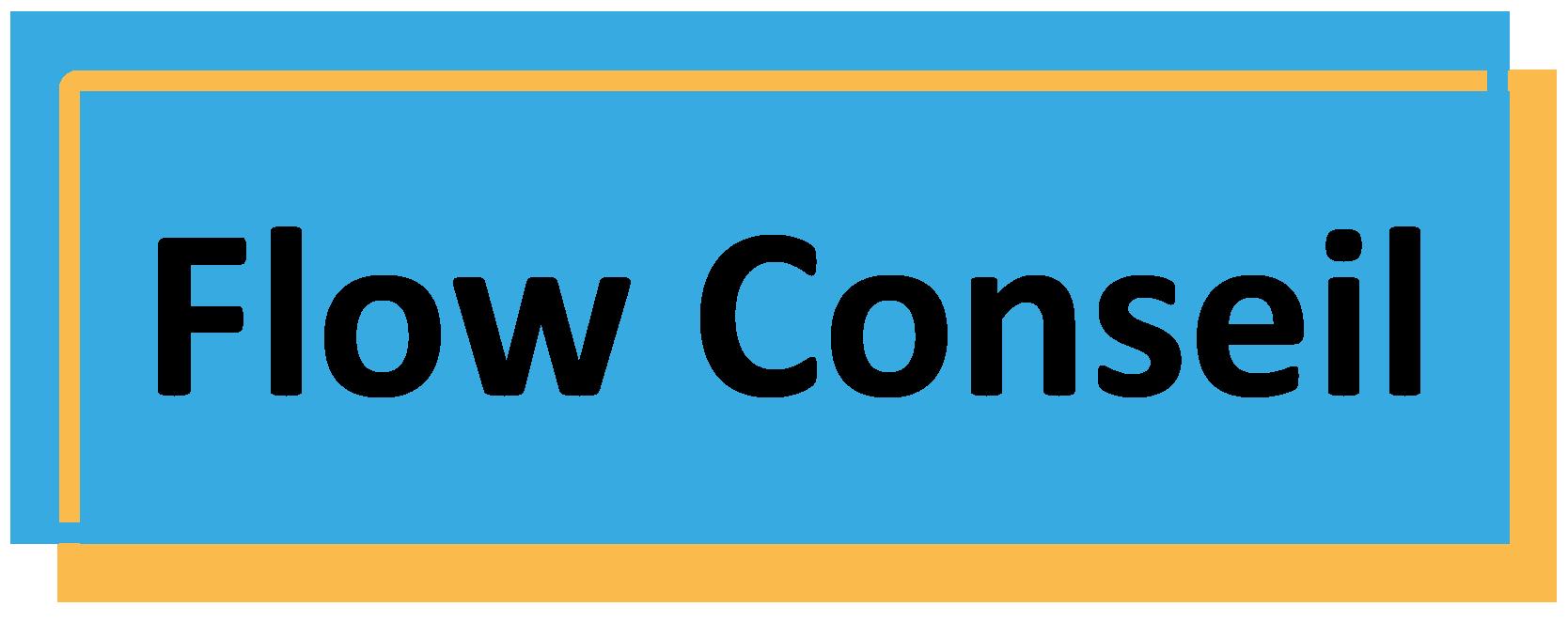 logo Flow Conseil - Coaching d'entrepreneurs Montpellier et à distance