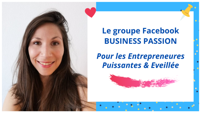 groupe facebook business passion | florence-coaching.com